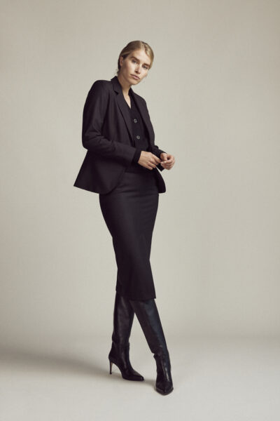 Blazer Louise Black
