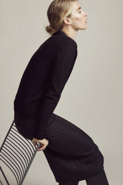 Vest Rosine Black