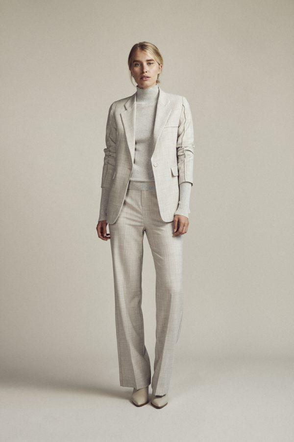 Pullover Colette Light Grey