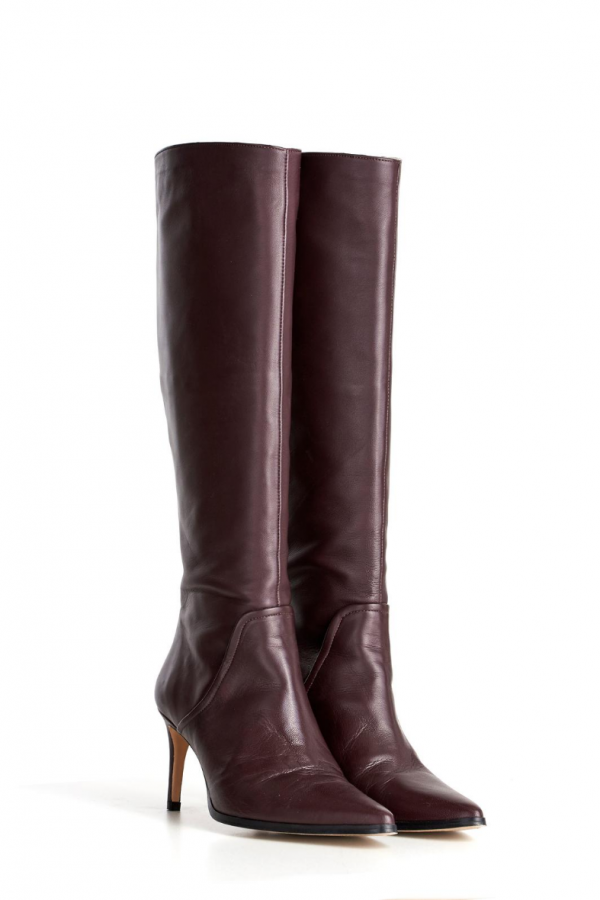 Boots Odie Bordeaux