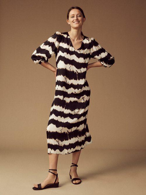 dress Victoire Tie Dye