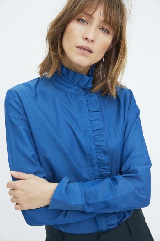 blouse Menthe